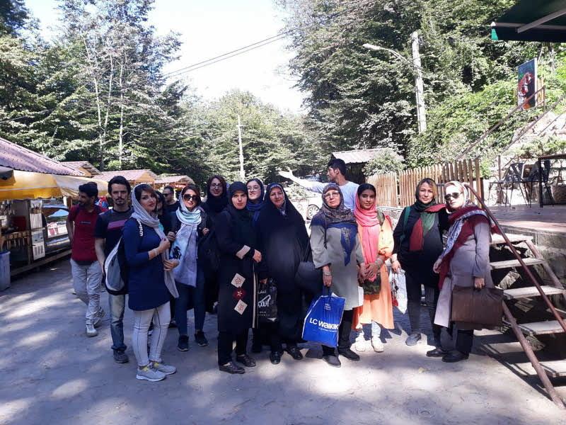 برگزاری تور تفریحی یک روزه توسط انجمن ام اس مازندران در تاریخ 26 مهر ماه 1398