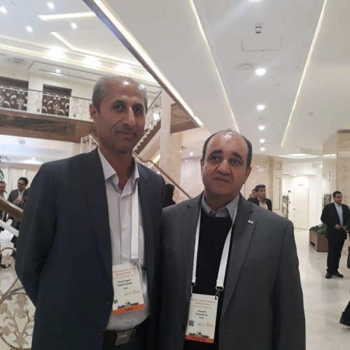 حضور مدیرعامل انجمن ام اس مازندران در شانزدهمین کنگره بین المللی ام اس