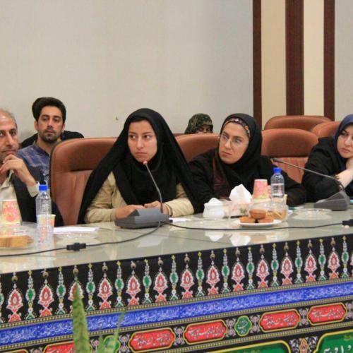 حضور مدیرعامل انجمن ام اس مازندران در جلسه نشست صمیمی سازمانهای مردم نهاد