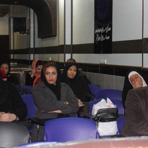 همایش بیماران ام اس شرق استان مازندران در 21 آذر 1396