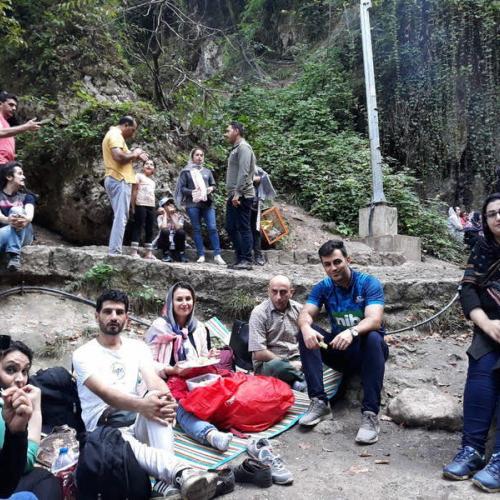 تور تفریحی یک روزه آبشار کبودوال - 26 مهر ماه 1398