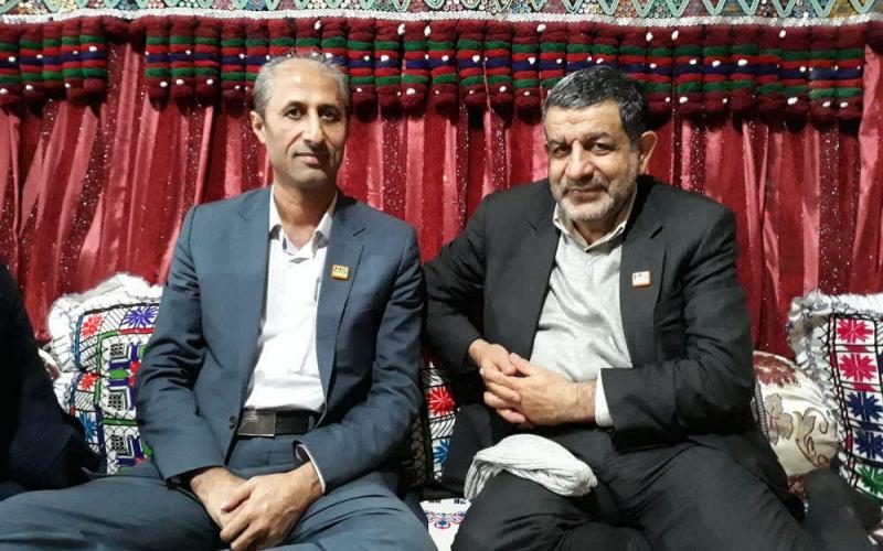 حضور مدیرعامل انجمن ام اس استان مازندران در همایش سراسری انجمنهای ام اس کشور - آبان 1398