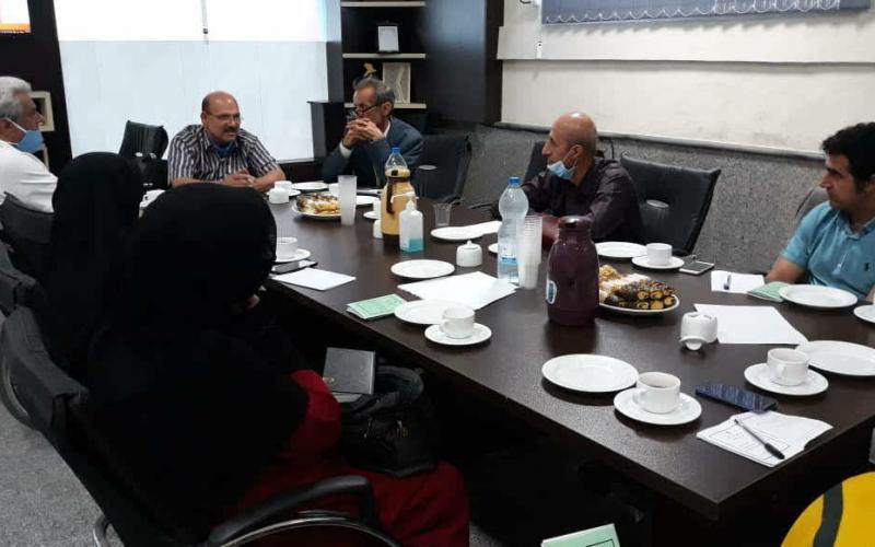 حضور در جلسه مطالبات بیماران در راستای تصویب قانون جامع حمایت از حقوق افراد دارای معلولیت