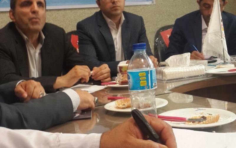 نشست هم اندیشی سمنهای فعال استان با دکتر یوسف نژاد نماینده مردم ساری ومیاندورود درمجلس شورای اسلامی