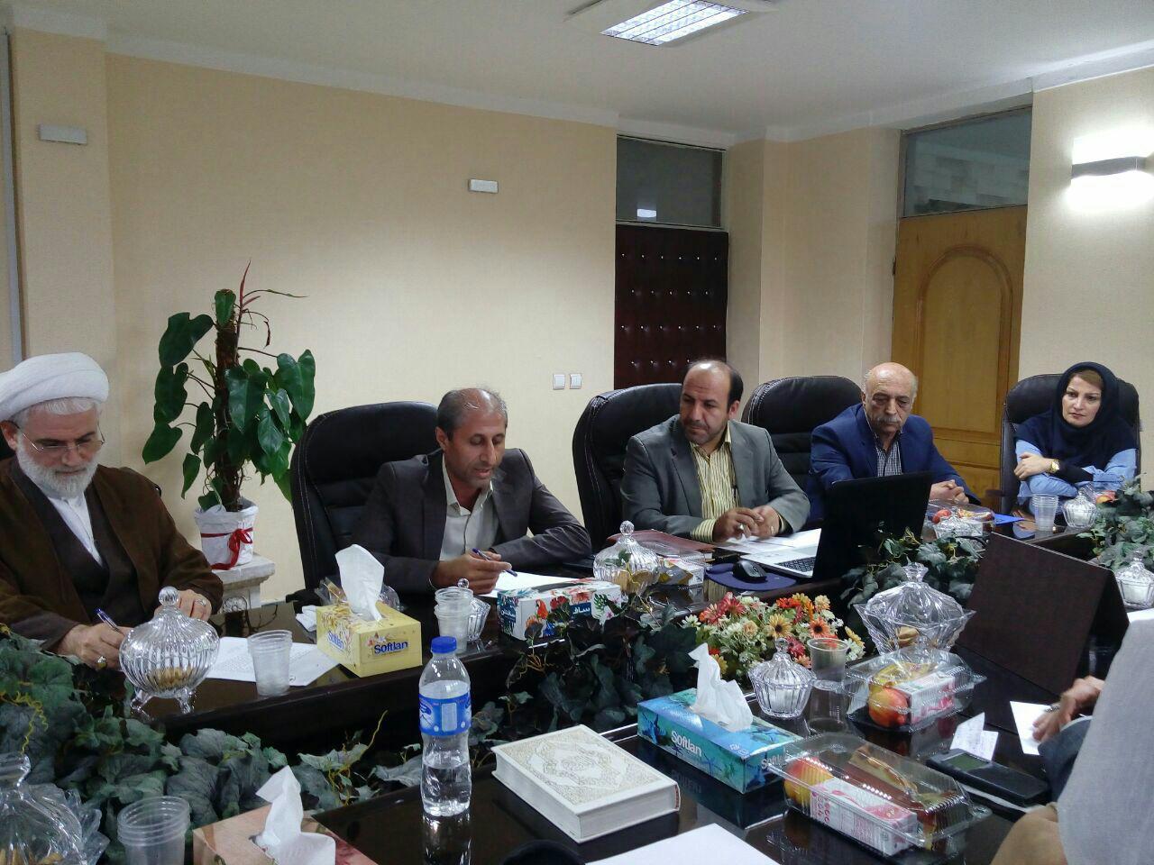 حضور مدیرعامل انجمن ام اس مازندران در جلسه دانشگاه علوم پزشکی استان مازندران در تاریخ 6 شهریور 1397