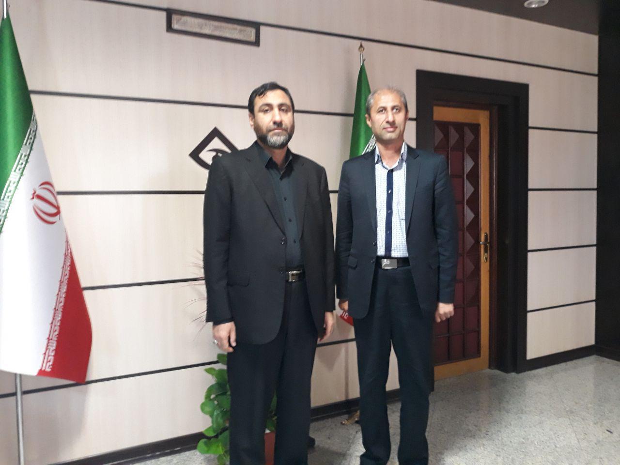 دیدار و ملاقات با مدیرکل محترم صدا و سیمای استان مازندران